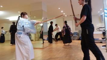 Ken-Geki-Kai (Samuraiworkshop) 2013
