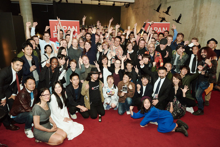 20 Jahre Japan-Filmfest Hamburg - Team - Festival - JFFH