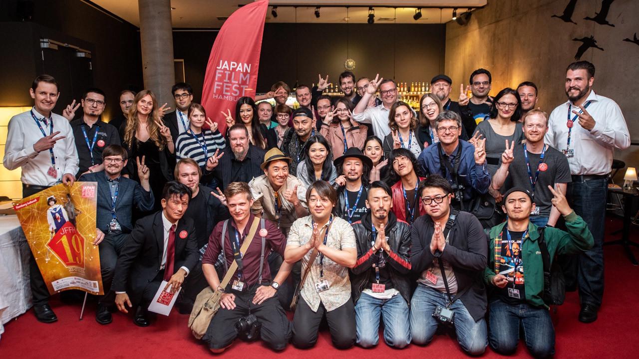 JFFH Team 2018 mit Gästen