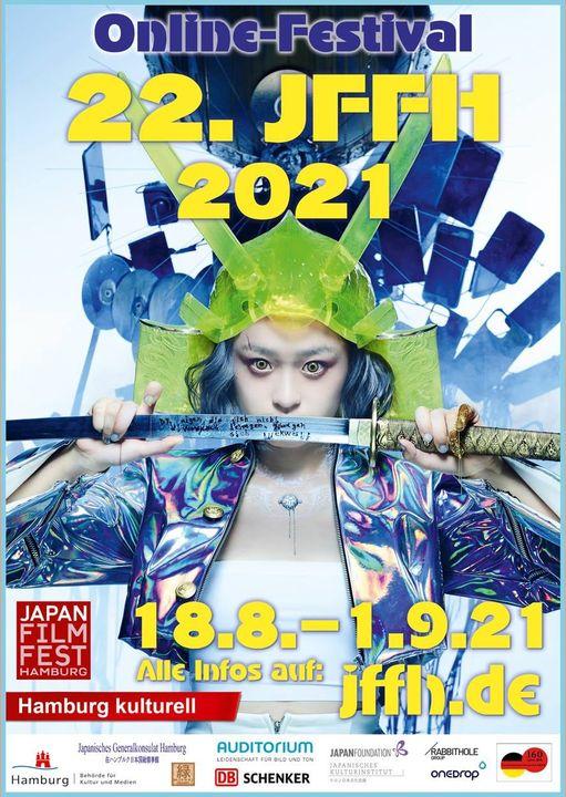 Eröffnung des 22. JFFH 2021